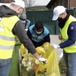 Hunedoara:LA SUBIECT, Controale de calitate a deșeurilor colectate, comuna Rapoltu Mare